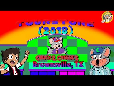 Chuck E. Cheese's Brownsville, Tx Tour Store (2018)