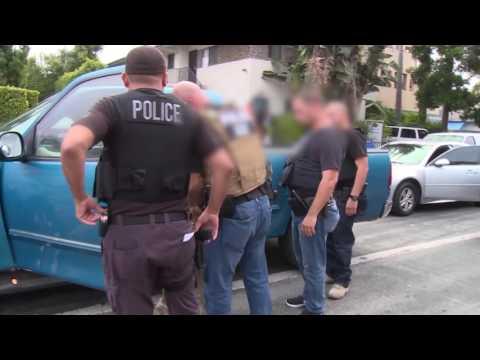 Fugitive Operations Targeted Enforcement Action - LA