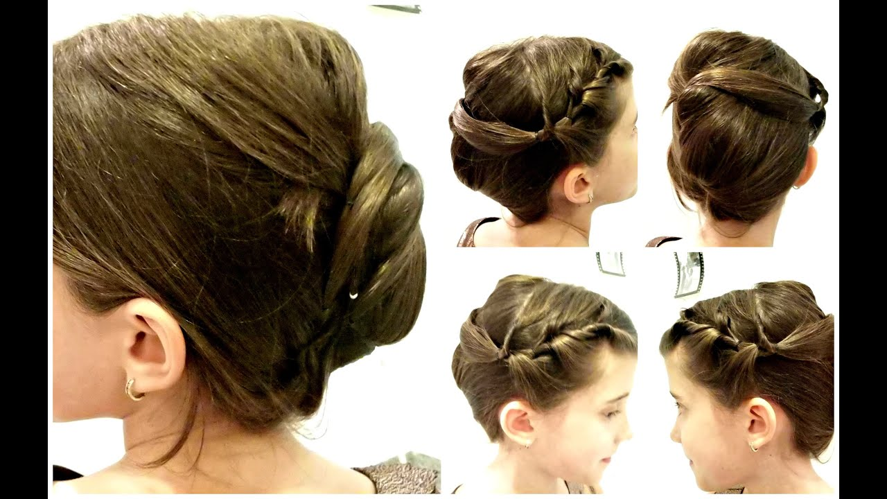 cute hairstyles for short hair put up see a hairstyle on my face