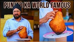 PUNJAB का WORLD FAMOUS - ATTA CHICKEN | KOTKAPURA | Indian Street Food Punjab