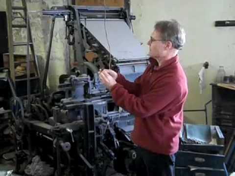 The Amazing Linotype