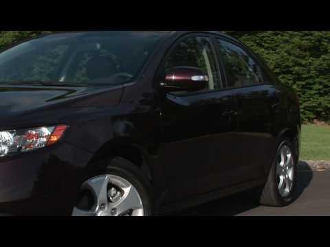 2010 Kia Forte EX Drive Time review   TestDriveNow