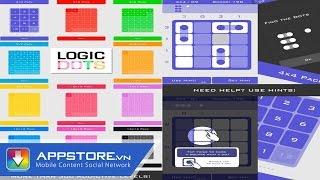 [IOS Game] Logic dots - Dấu chấm định mệnh - AppstoreVn