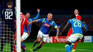 Steaua - Napoli 3-3 Ce meci nebun.