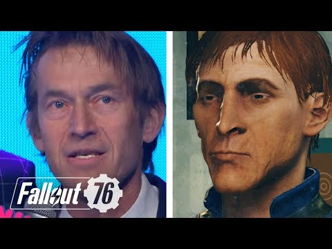 Richard in Fallout 76! (Deel 1)