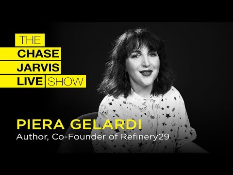 How To Build A Media Juggernaut w/ Piera Gelardi   Chase Jarvis LIVE