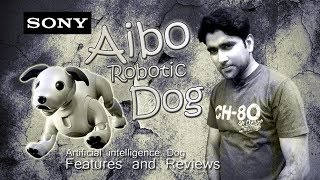 Sony Aibo robot dog feature and reviews (hindi/urdu)