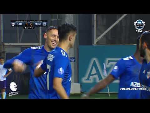 Qarabag Sumgayit City Goals And Highlights