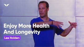 How to Use Simple Qigong to Transform Your Health and Longevity  |  Lee Holden