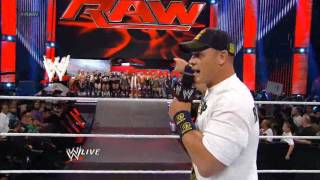 John Cena Selects Daniel Bryan