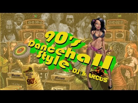 90s Dancehall Style|...Beenie Man, Shabba, Super Cat, Buju Banton, Sean Paul, Mr. Vegas