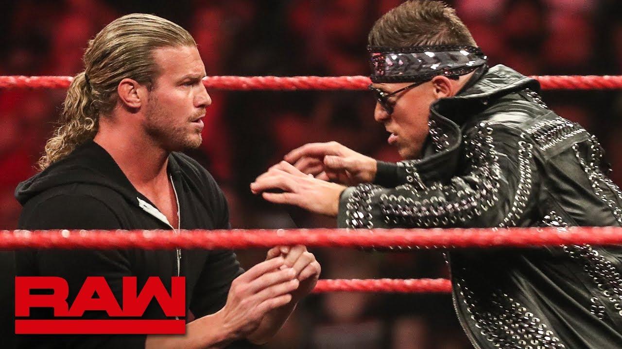 "The Miz pummels Dolph Ziggler on ""Miz TV"": Raw, July 15, 2019"