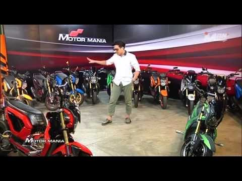 Motor Mania ZOOMER X Ladphrao