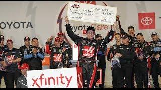 Race Recap: See how Custer won the Dash 4 Cash prize at Richmond