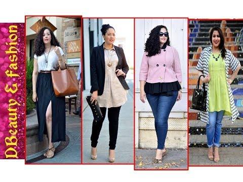 35 Fabulous Clothing Ideas For plus Size Women//Dress styling Ideas for Curvy women//. http://bit.ly/2KBtGmj
