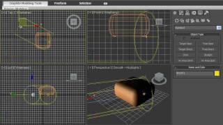 Специальные эффекты в 3DsMax 2010 (42/42)