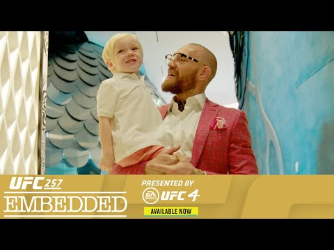 UFC 257 Embedded: Vlog Series - Episode 3