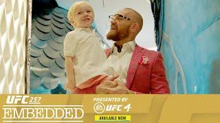 UFC 257 Embedded: Vlog Series - Episode 3