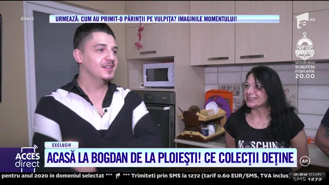 Bogdan de la Ploieşti, noua senzaţie din lumea manelelor, are o vila de vis!