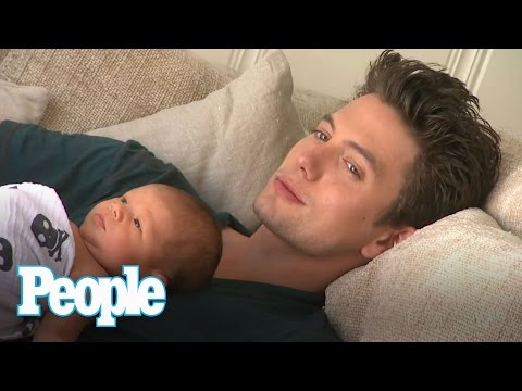 Meet Jackson Rathbone's Son Monroe!  People