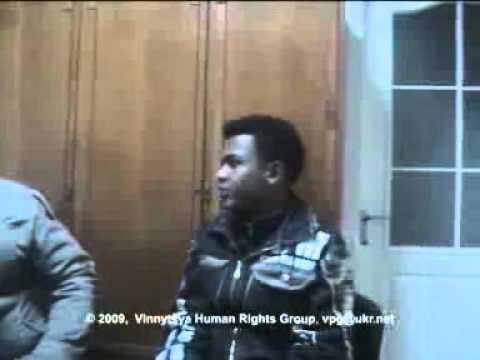 Interview with Somalian asylum seeker Mr. Muhtar Ahmed Yusuf