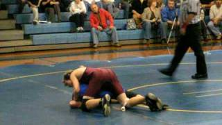 Eric wins by pin