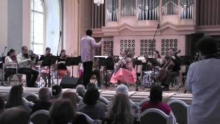 Vivaldi- Concert in D-major Guitar and orchestra, part 1