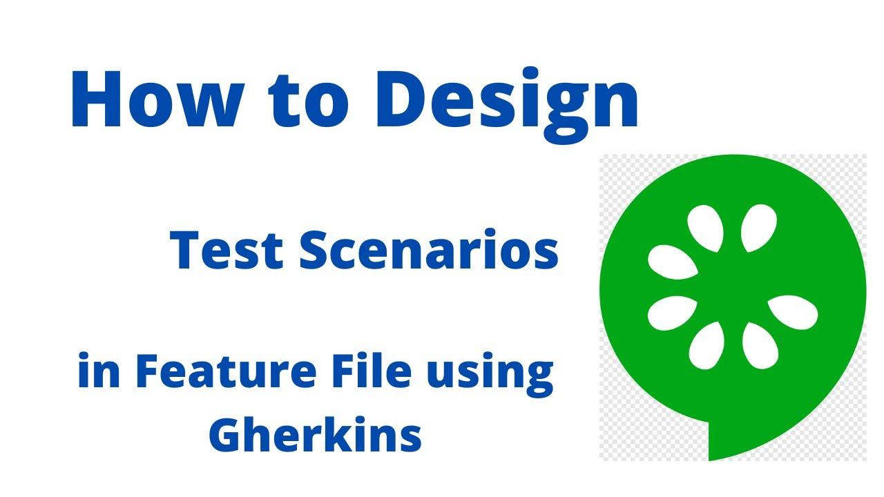 Download Develop BDD Automation Framework from Scratch   Selenium Java   how to write #bdd test scenarios