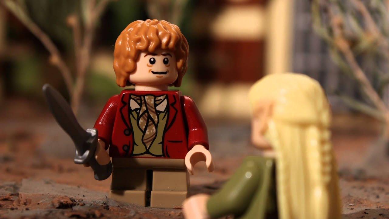 A Legless Lego Legolas Youtube