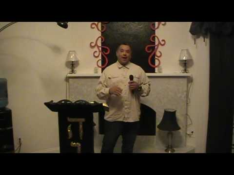 Christian Brothers Prison Ministries (Modesto Chapter) Sermon 2
