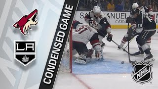 02/03/18 Condensed Game: Coyotes @ Kings