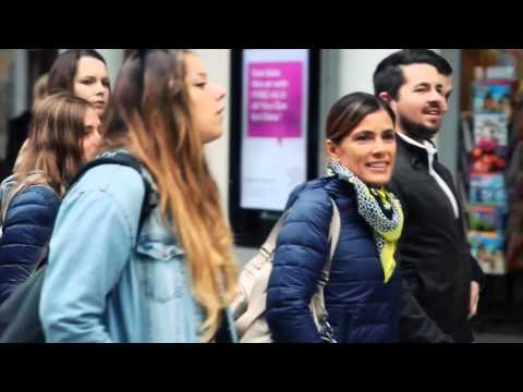 !REAL AUDIO! Vogue Williams spins the decks at the Industry Nightclub pop up at Connolly  Station