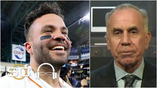 I have to believe Jose Altuve without solid proof - Tim Kurkjian | SC with SVP