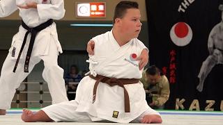 空手に無限の可能性を感じる映像 Infinite possibilities of Karate
