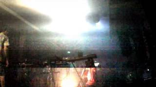 SOLAR SKELETONS - Anti Laptop Electronics live in Berlin@ Schlagstrom 2013