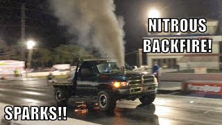 Flatnasty Chasing the Diesel STICK SHIFT World Record!!!