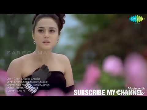 Chori Chori Chupke Chupke |Hindi Movi Video Song | Salman Khan, Pretty Zinta , Rani Mukher Ji