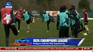 Champions League Fixtures, Results & Reactions In Focus Pt.2 |Sports This Morning|