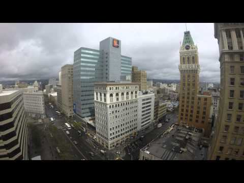 Downtown Oakland Time Lapse