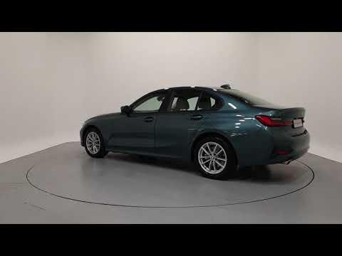 192D22385 - 2019 BMW 3 Series 318d SE Saloon 40,120