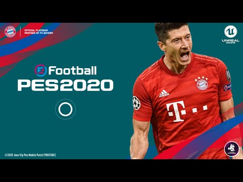 EFootball PES 2020 Mobile New Patch Android 4.0.1