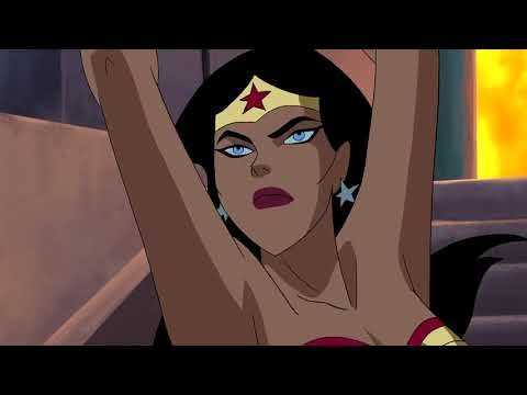 Wonder Woman and Hippolyta vs. Hades