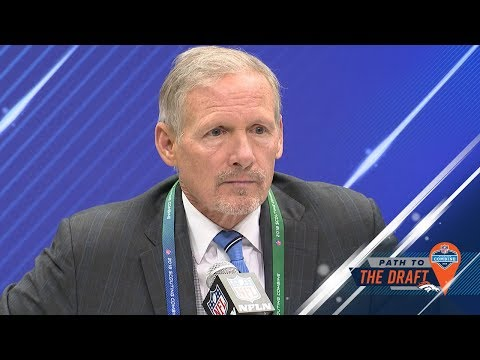 #NFLCombine: NFL Network's Mike Mayock