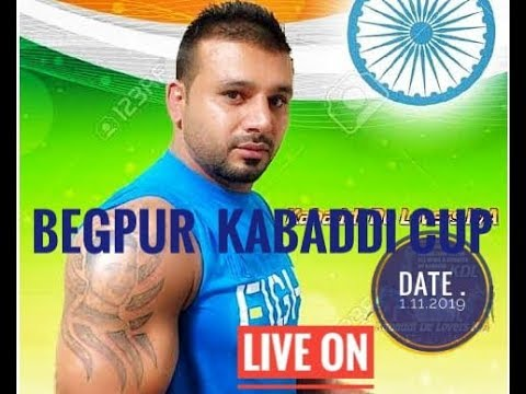 Download BEGPUR KAITHAL 62KG KABADDI CUP LIVE NOW