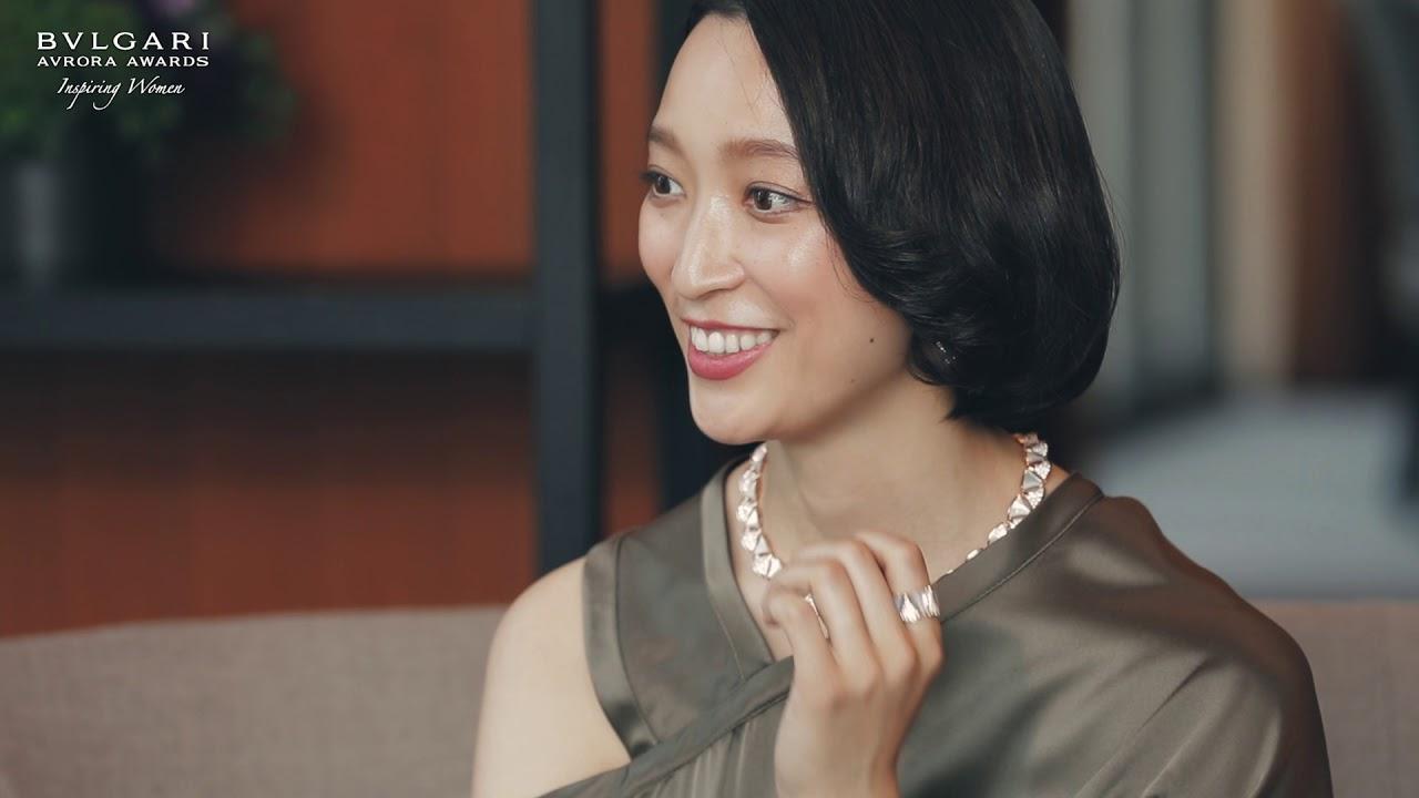 45929c6fbc9 BVLGARI AVRORA AWARDS 2018 - Anne X Kazumi Kurigami - YouTube