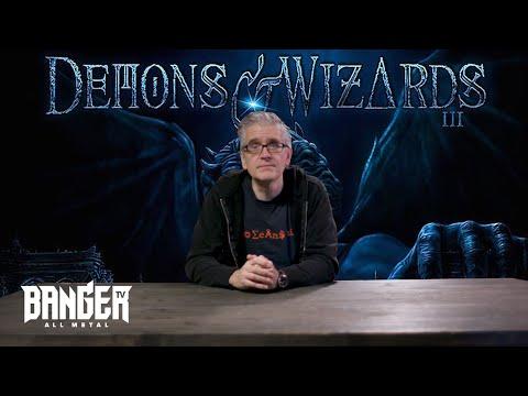 DEMONS & WIZARDS III Album Review | Overkill Reviews