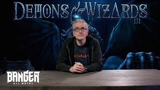 DEMONS & WIZARDS III Album Review   Overkill Reviews