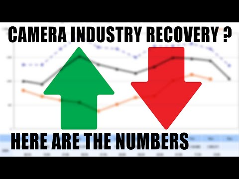 Is A Camera Industry Recovery Coming? Here Are The Numbers