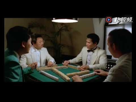 (●'◡'●)ノ❤陈百祥和董骠打麻将这段戏笑料不断,看一次笑一次