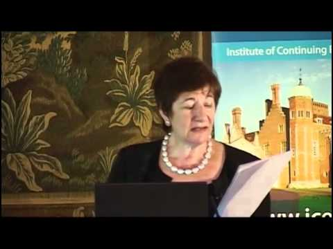 Playing God: who should regulate reproductive medicine? Talk by Baroness Deech
